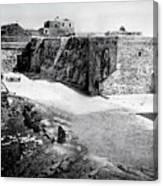 Bethlehem In 1875 Canvas Print