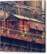 Bethlehem Steel #10 Canvas Print