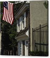 Betsy Ross House Philadelphia Canvas Print