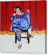 Betty II Canvas Print