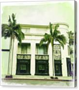 Beverly Hills Rodeo Drive 2 Canvas Print
