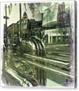 Beverly Hills Rodeo Drive 8 Canvas Print