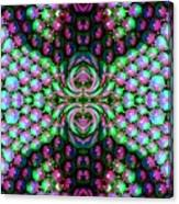 Bewitched Pattern Three Canvas Print