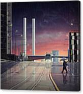 Beyond The Bolte Canvas Print