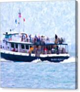 Bhi Ferry Canvas Print