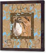 Bianco Vinaccia Canvas Print