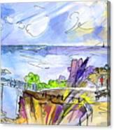 Biarritz 09 Canvas Print