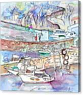 Biarritz 19 Canvas Print