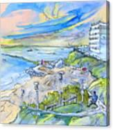 Biarritz 26 Canvas Print