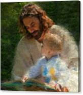 Bible Stories Canvas Print