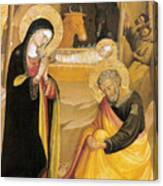 Bicci Di Lorenzo Painting Canvas Print