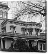 Bidwell Mansion Canvas Print