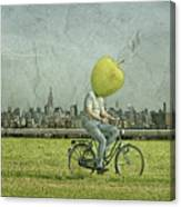 Big Apple Canvas Print