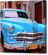 Big Bad Dodge Canvas Print