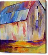 Big Barn I  Canvas Print