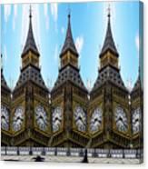Big Ben Time Canvas Print