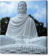 Big Buddha 4 Canvas Print