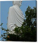 Big Buddha 5 Canvas Print