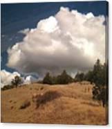 Big Cloud Canvas Print