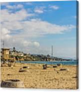Big Corona Beach Canvas Print