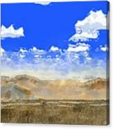 Big Country Canvas Print