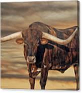 Big Dawg Canvas Print