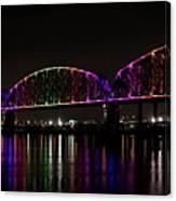 Big Four Bridge 2219 Canvas Print
