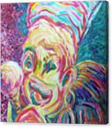 Big Lick Canvas Print
