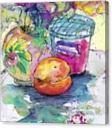 Big Marmalade Canvas Print