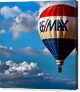 Big Max Re Max Canvas Print