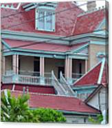 Big Money Moves Into Key West  Canvas Print
