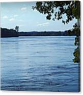 Big River Canvas Print