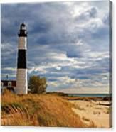 Big Sable Lighthouse #2 Canvas Print