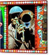 Big Sam's Voodoo Canvas Print