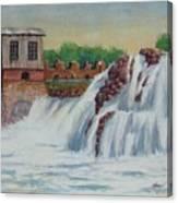 Big Sioux Falls Canvas Print