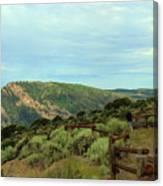 Big Skies Of Colorado Canvas Print