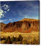 Big Sky 2 Canvas Print