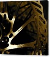 Bike Brake Canvas Print