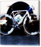 Bike Glamor  Canvas Print