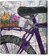 Bike Like #2 Canvas Print