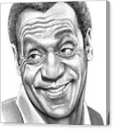 Bill Cosby Canvas Print