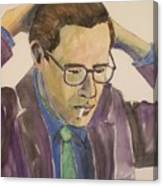 Bill Evans Canvas Print