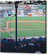 Bill Meyer Stadium, Aa Southern League Canvas Print
