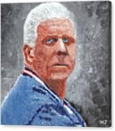 Bill Parcells Canvas Print