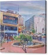 Billares Canvas Print