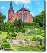 Billinge Church Canvas Print
