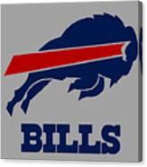 Bills Football Club Canvas Print
