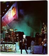 Billy Idol 90-2271 Canvas Print