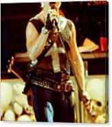 Billy Idol 90-2288 Canvas Print