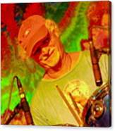 Billy Kreutzmann Canvas Print